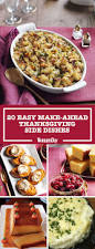 easy thanksgiving casseroles 29 make ahead thanksgiving side dishes easy recipes for