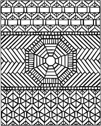 printable hard mosaic coloring pages 7178 hard mosaic coloring