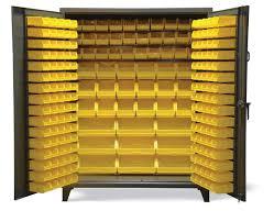Upright Storage Cabinet Upright Tool Storage Bin Cabinet Bin Cabinet With Pegboard Back