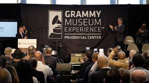 Home Design Center In Nj Grammy Museum Gets First East Coast Home At Prudential Center In