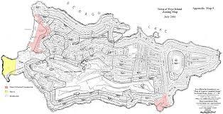 Portland Maine Zoning Map by Frye Island