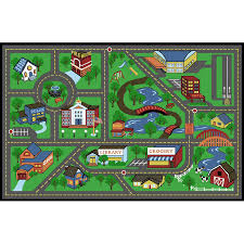 Green Kids Rug Shaw Living 36