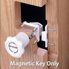 Kitchen Cabinets Locks Magnetic Latch Invisible Drawer Lock Http Www Core77 Com Blog