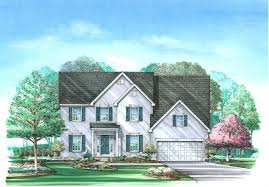 Trinity Custom Homes Floor Plans Scioto Reserve House For Sale Powell Ohio Inventory Home Builders