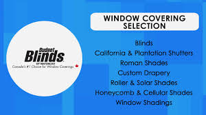 budget blinds of waterloo consumer choice award 2017 2018 youtube