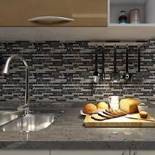 peel and stick kitchen backsplash floor wall tiles ebay