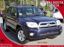 valdosta toyota used cars used toyota 4runner for sale in chula ga 22 used 4runner