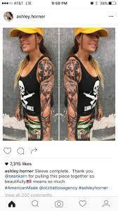 1123 best tattoo sleeves for women images on pinterest flowers