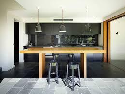 cuisine bois design indogate com decoration cuisine bois naturel