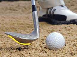 Getting Up and Down From The Sand - Golf Tips