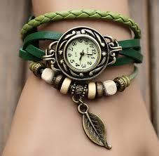leather bracelet sets images Watch bracelet shop at cost21com handmade leather bracelet watch jpg