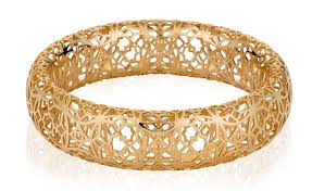 gold bangle bracelet tiffany images Tiffany co paloma picasso 39 marrakesh 39 gold bangle bracelet jpg
