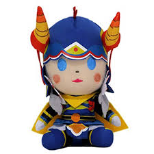 Warrior Of Light Warrior Of Light Plush Figure Final Fantasy Dissidia Anime Radar