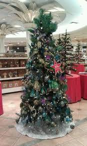 Macy S Christmas Decorations Peacock Christmas Tree Macys Christmas Decor Pinterest