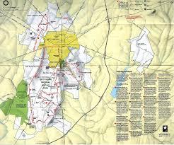 Prospect Park Map Free Download Pennsylvania National Park Maps