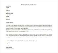 recommendation letters format editable recommendation letter for