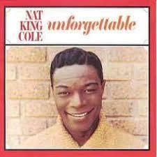 unforgettable nat king cole album