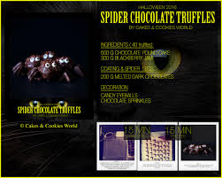 the halloween week 2016 cakes u0026 cookies world