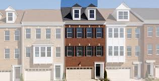 westphalia upper marlboro town houses mid atlantic builders