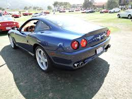 blue ferrari monterey car week day 8 ferrari club concours the auto blonde