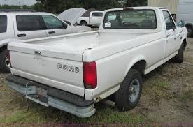 Ford F150 Truck 1995 - 1995 ford f150 pickup truck item i1979 sold october 6 g