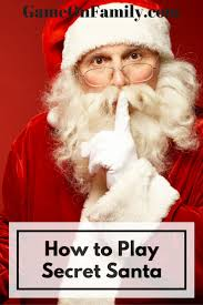 the 25 best secret santa game ideas on pinterest secret santa