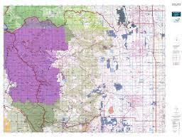 Wmu Map Colorado Gmu 20 Map Mytopo
