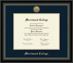 college diploma frames merrimack college diploma frames church hill classics