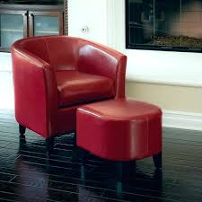 ottoman red paisley chair and ottoman red oversized chair and