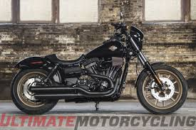 2016 harley davidson low rider s unveiled