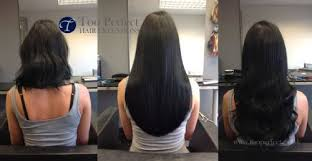18 inch hair extensions before and after too perfect hair extensions ltd hair extension specialist in