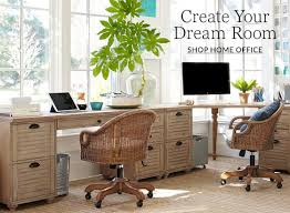 home offie home office design ideas inspiration pottery barn