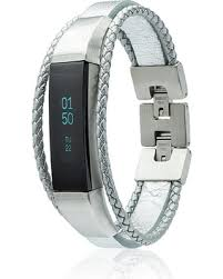 silver stainless steel bracelet images Big deal on bracelet aurel for fitbit alta alta hr jewelry silver
