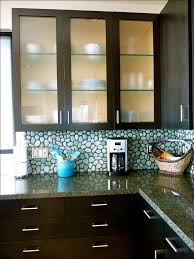 kitchen glass cabinet for sale tall glass cabinet glass panels