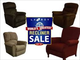 recliners on sale la z boy world s greatest recliner sale at strickland s furniture