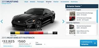 ford mustang for rent ford sets 2015 mustang pricing top vehicle research top