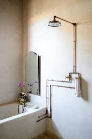 inspiration 393 open showers bath and pipes