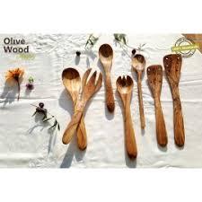 ustensiles de cuisine en bois ustensile de cuisine en bois d olivier 100 fait à olive wood