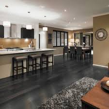 interior grey hardwood floors with spacious home interior layout
