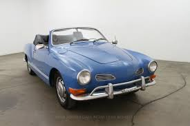 1971 Volkswagen Karmann Ghia Beverly Hills Car Club