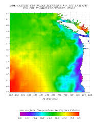 Map Oregon Coast by Cliff Mass Weather And Climate Blog The Coolest Place In The