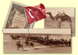 World War One Ottoman Empire Turkish Enemy Of The New Zealand Mounted Rifles