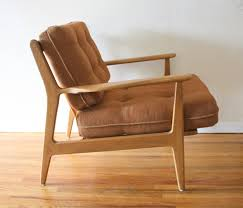 modern armchair with ottoman absolutely smart mid century modern armchair brilliant decoration