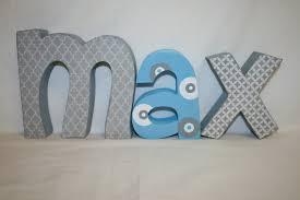 baby nursery decor walls hanging baby wooden letters nursery