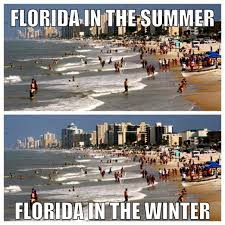 Funny Florida Memes - it s winter but florida s not participating your favorite winter
