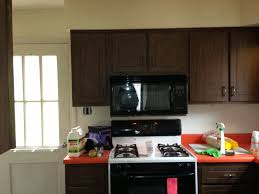 Orange Kitchens Granite Countertop Edge Megan Hess Idolza