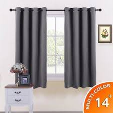 Blackout Curtains For Bedroom Thermal Blackout Curtains Ebay