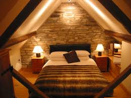small slanted roof bedroom ideas home attractive