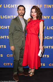 city of tiny lights riz ahmed and billie piper in city of tiny lights daily mail online