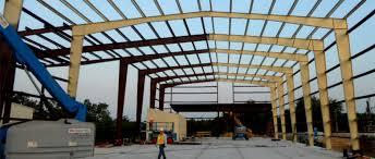 new construction design design build new construction of central receiving warehouse asset